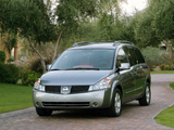 Nissan Quest 2004–07 wallpapers