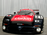 Nissan R390 GT1 1997–98 pictures