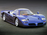 Nissan R390 GT1 Road Version 1998 pictures
