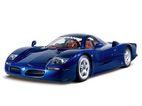 Nissan R390 GT1 Road Version 1998 images