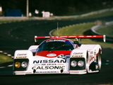 Nissan R87E 1987 pictures