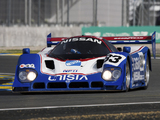 Nissan R90CK 1990–92 wallpapers