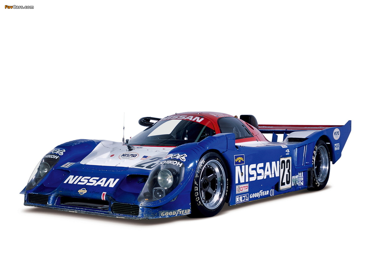 Nissan R91CP 1991–92 photos (1280 x 960)