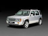 Impul Nissan Rasheen 1994–2000 pictures