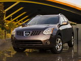 Nissan Rogue 2007–10 images