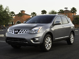 Nissan Rogue 2010 images
