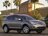 Nissan Rogue 2010 wallpapers