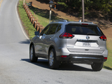 Nissan Rogue (T32) 2016 images