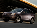 Photos of Nissan Rogue 2007–10