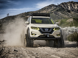 Pictures of Nissan Rogue Trail Warrior Project (T32) 2017