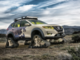 Nissan Rogue Trail Warrior Project (T32) 2017 wallpapers
