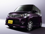 Nissan Roox 2009 wallpapers
