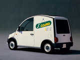 Images of Nissan S-Cargo Concept 1987