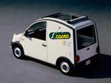 Nissan S-Cargo Concept 1987 photos