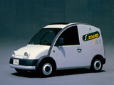 Nissan S-Cargo Concept 1987 wallpapers