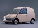 Nissan S-Cargo 1.5 (R-G20) 1989–90 images
