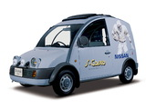 Nissan S-Cargo 1.5 Canvas Top (R-G20) 1989–90 wallpapers