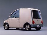 Pictures of Nissan S-Cargo 1.5 (R-G20) 1989–90