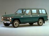 Images of Nissan Safari Station Wagon AD (G160) 1980–85