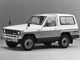 Nissan Safari Hard Top AD (160) 1980–85 wallpapers