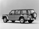 Nissan Safari 5-door (Y60) 1987–97 pictures