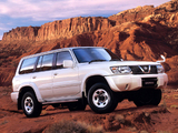 Nissan Safari (Y61) 1997–2002 wallpapers