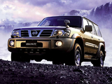 Nissan Safari (Y61) 2002–04 images