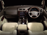Nissan Safari (Y61) 2002–04 wallpapers