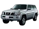 Nissan Safari (Y61) 2004–07 images