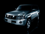 Nissan Safari (Y61) 2004–07 wallpapers