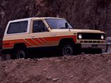 Photos of Nissan Safari Hard Top (160) 1980–85