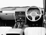 Photos of Nissan Safari 5-door (Y60) 1987–97
