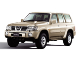 Photos of Nissan Safari (Y61) 2002–04