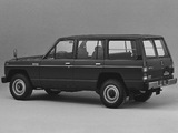 Pictures of Nissan Safari Station Wagon AD (G160) 1980–85