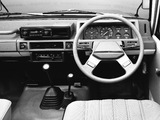 Nissan Safari Hard Top AD (160) 1980–85 wallpapers