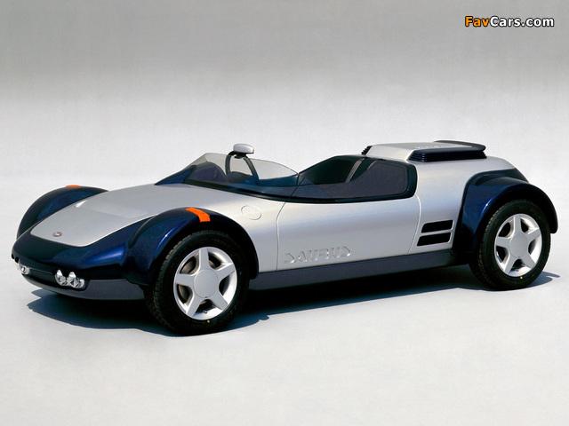 Photos of Nissan Saurus Concept 1987 (640 x 480)