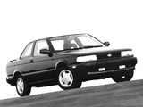 Images of Nissan Sentra SE-R Coupe (B13) 1991–94