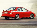 Images of Stillen Nissan Sentra SE-R Spec V (B15) 2002