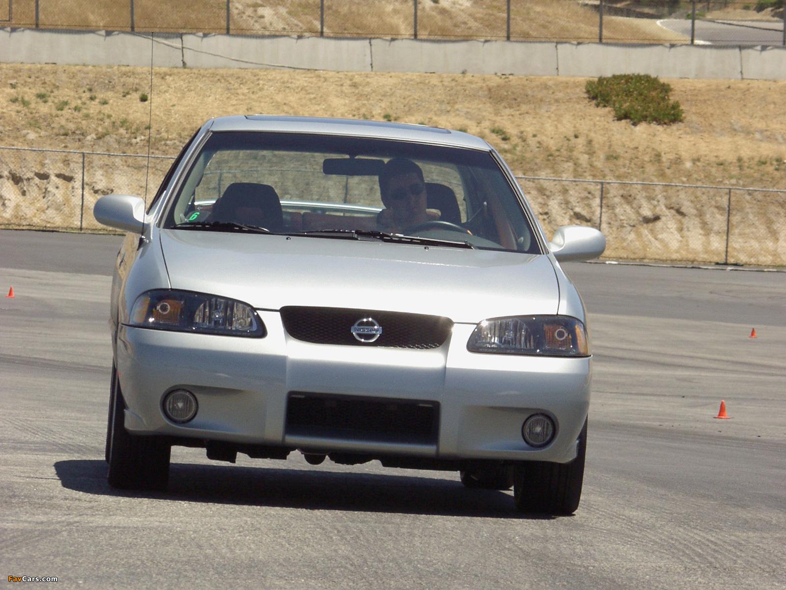 Images of Nissan Sentra SE-R (B15) 2002–04 (1600 x 1200)