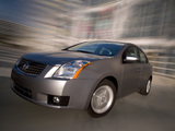 Images of Nissan Sentra (B16) 2006–09