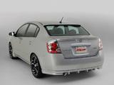 Images of Stillen Nissan Sentra (B16) 2006–09