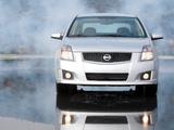 Images of Nissan Sentra SR (B16) 2009