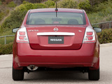 Images of Nissan Sentra (B16) 2009