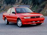 Nissan Sentra SE-R Coupe (B13) 1991–94 photos