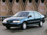 Nissan Sentra (B14) 1995–98 images