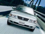 Nissan Sentra MX-spec (B13) 1996–99 photos