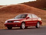 Nissan Sentra (B15) 1999–2004 images