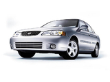 Nissan Sentra (B15) 1999–2004 pictures