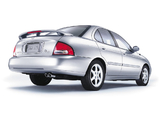 Nissan Sentra (B15) 1999–2004 wallpapers