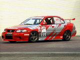 Nissan Sentra SE-R Spec V World Challenge Race Car (B15) 2002 images